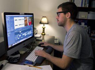 Michael J editing