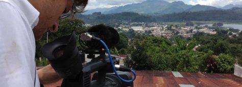SW filming landscape