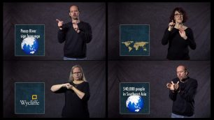 Peace River Sign Language promo pic